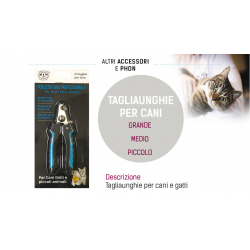 TAGLIAUNGHIE PICCOLO /GATTO