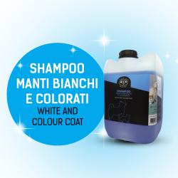 SHAMPOO MANTI BIANCHI 10 L