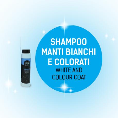 SHAMPOO MANTI BIANCHI 250 ML