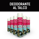 DEODORANTE AL TALCO 300 ML