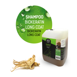 SHAMPOO BIO KERATIN LONG COAT 5 L