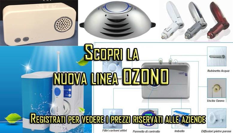 Scopri la nuova linea OZONO
