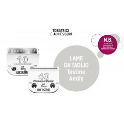 LAMA ANDIS N 3-3/4 MM 13 D/L