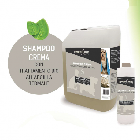SHAMPOO ARGILLA 1L