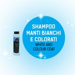 SHAMPOO MANTI BIANCHI E COLORATI 250 ML